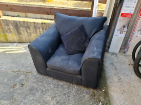 Black single sofa FREE