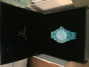 TOY watch turquoise