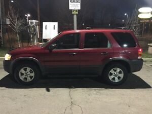 2005 V6 Escape in great shape!