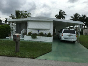 MAISON MOBILE DAVIE FORT LAUDERDALE FLORIDE ($US)
