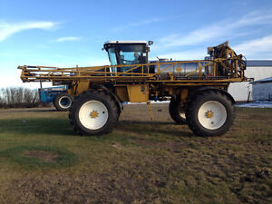 Rogator High Clearance Sprayer