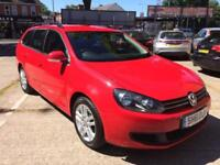 Volkswagen Golf 1.6TDI ( 105ps ) BlueMotion Tech 2012MY Blue Motion SE