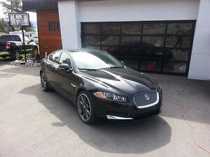 2013 Jaguar XF Sedan