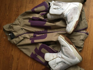 ThirtyTwo Snowboard Jacket & Forum Boots