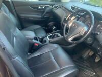 2016 Nissan Qashqai 1.6 dCi Tekna 5dr 4WD**CHEAPEST 4WD TEKNA*** HATCHBACK Diese