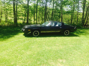 Nicest 1981 Z 28 you will find