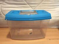 Medium fish/animal tank for sale