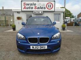 2012 BMW X1 2.0 XDRIVE20D - 104,342 MILES - SERVICE HISTORY - 4X4 - M SPORT