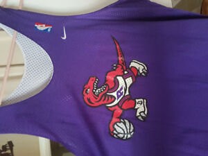 Raptors warm up jersey