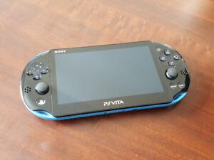 PSVITA - SLIM Limited Edition Dual Tone Blue/Black