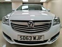 Vauxhall Insignia 2.0 CDTi White £30 Tax 72MPG DIESEL WARRANTY 12 MONTHS MOT