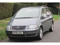 Volkswagen Sharan 1.9TDI PD ( 115PS ) auto 2008MY SE