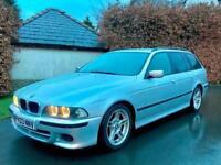 2003/03 BMW 525D SPORT TOURING CLASSIC E39 E60 E30 ESTATE PX 520D 530D