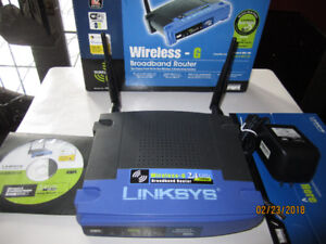 Linksys Routeur