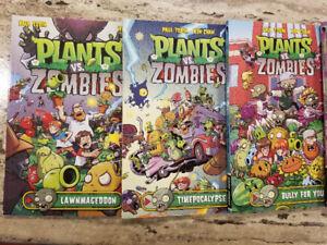 Plants vs Zombies Book Series (5 books)