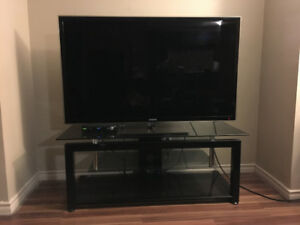 """Samsung UN55D6000SF 55"""" HDTV & stand for sale"""