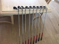 Callaway x16 pro series irons. Immaculate not Titleist taylormade ping
