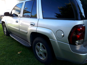 04 CHEVROLET TRAILBLAZER LT 144,452 KMS CERTIFIED