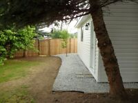 DECKS, FENCES, RETAINING WALLS