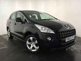 2012 62 PEUGEOT 3008 ACTIVE HDI DIESEL FINANCE PART EXCHANGE WELCOME