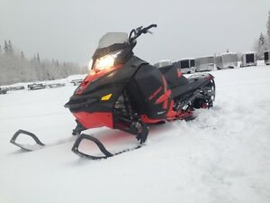 "2014 Ski Doo Summit X 154"" XM"
