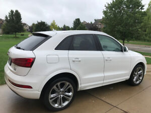 Only 6500 kilometers!2018Audi Q3 perfect lease needs to transfer