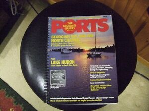 BOAT CRUISING PORTS BOOK