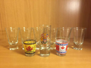 Shot Glasses!