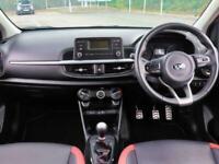 2018 Kia Picanto Kia Picanto 1.25 GT-Line 5dr Hatchback Petrol Manual
