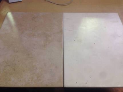 Semigres Italian bottle green ceramic tiles | Building Materials ...
