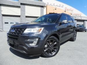 Ford Explorer 4X4 XLT, SPORT APPARENCE, BUCKET SEAT !!! PRÊT !!!