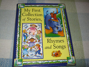 First collection of stories, rhymes and songs St. John's Newfoundland image 1