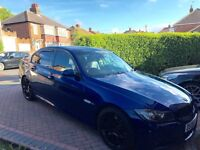 BMW 330D M-SPORT GREAT EXAMPLE SUPER QUICK REMAPPED QUICK SALE NEEDED
