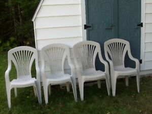 GARDEN/PATIO CHAIRS