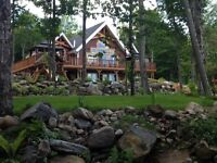 Wow! Spectacular Lakefront Cottage Calabogie Peaks Area