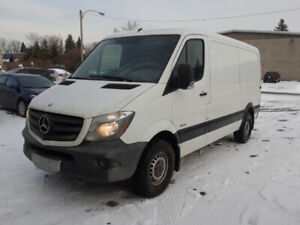 2014 Mercedes-Benz Sprinter 2500 **FINANCEMENT**