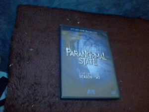PARANORMAL STATE THE COMPLETE SEASON TWO DVD
