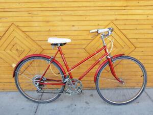 Fully tuned city bikes