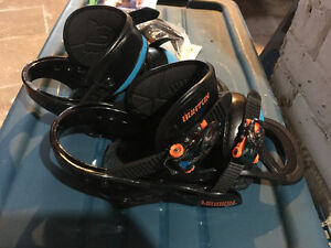 Burton Board and Burton Bindings
