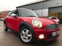 2009/59 Mini 1.6TD Cooper D Turbo Diesel Chili Red SERVICE HISTORY £20 ROAD TAX!