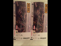 Hamilton tiger cat tickets for opening game (really close seats!