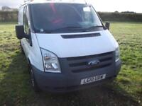 Ford Transit EW EM FSH CL White Excellent Condition Bennett Van Sales Ormskirk