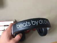 Beats by Dre Pro - Black and Silver