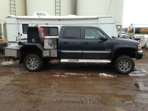 2005 GMC C/K 1500 HD Pickup Truck