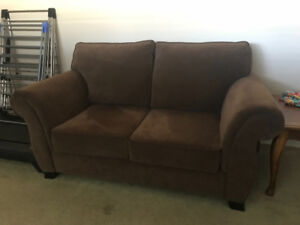 Excellent condition couches for sale!