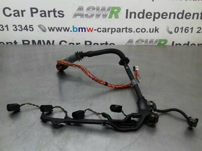 BMW E60 5 SERIES Diesel Injector Wiring Loom 12517796846