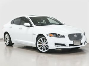 2015 Jaguar XF 3.0L V6 AWD Luxury @1.9% INTEREST CERTIFIED 6 YEA