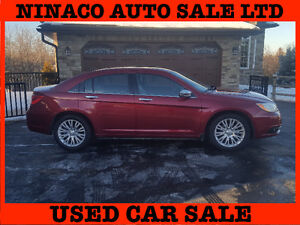 2013 Chrysler 200-Series LIMITED        HAIL SALE!!