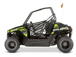 2018 Polaris RZR 170 EFI CRUISER BLACK/LIME SQUEEZE