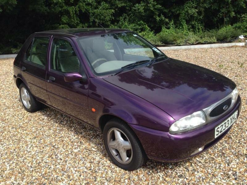 1999 ford fiesta 1 4 zetec ghia x 5dr in houghton regis bedfordshire gumtree. Black Bedroom Furniture Sets. Home Design Ideas